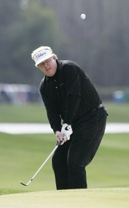 Andy Bean during the third and final round of the Outback Steakhouse Pro-Am held at TPC Tampa Bay in Lutz, Florida, on February 18, 2007. Photo by: Stan Badz/PGA TOURPhoto by: Stan Badz/PGA TOUR
