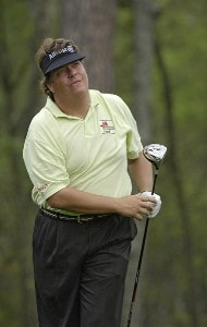 Tim Herron In action during the frist round of the Shell Houston Open at the Redstone Golf Club,Tournament Course, Humble, Texas, on Thursday, April 20, 2006Photo by Marc Feldman/WireImage.com