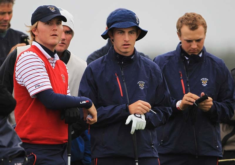Russell Henley and Patrick Cantlay, 2011 Walker Cup