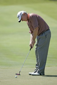 Hale Irwin during the second round of the Boeing Championship at Sandestin at Raven Golf Club in Destin, Florida on May 13, 2006.Photo by Michael Cohen/WireImage.com