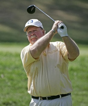 Craig Stadler  in action during the first round of the U. S. Senior Open, July 28,2005, held at the NCR Country Club, Kettering, Ohio.Photo by Stan Badz/PGA TOUR/WireImage.com