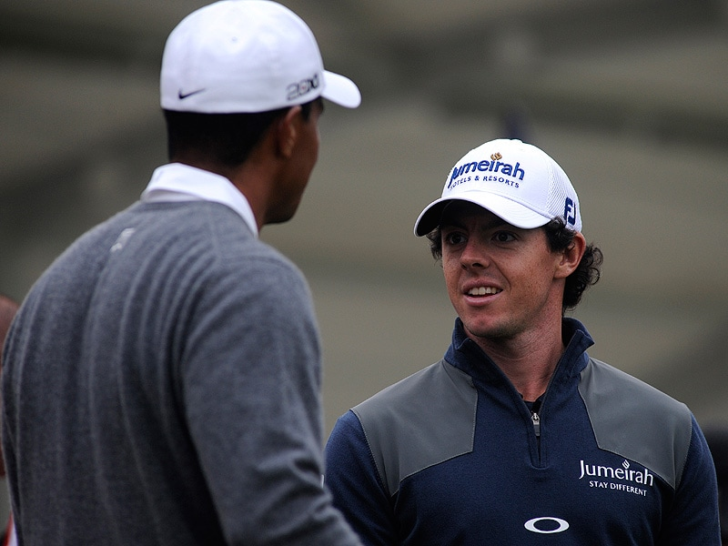 Rory McIlroy rumored switch to Nike