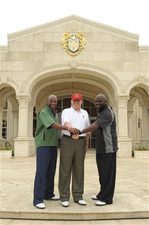 Donald Trump's Fabulous World of Golf