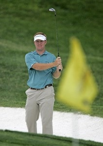 Bubba Dickerson during the first round of the Booz Allen Classic at TPC Avenel in Potomac, Maryland, on June 22, 2006.Photo by Hunter Martin/WireImage.com