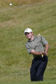 Robert Coles (GBR) during the second round of the 2005 Open de France at Le Golf National in St. Quentin, France on June 24, 2005.Photo by Alexanderk/WireImage.com