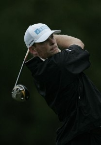 James Driscoll  during the second round of the Chrysler Classic of Greensboro at Forest Oaks Country Club in Greensboro, North Carolina on October 6, 2006. PGA TOUR - 2006 Chrysler Classic of Greensboro - Second RoundPhoto by Michael Cohen/WireImage.com