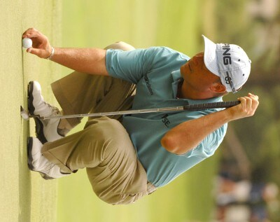 Chris DiMarco during the second round of the Stanford st. Jude Championship at the TPC Southwinds on Friday June 8, 2007 in Memphis, Tennessee PGA TOUR - 2007 Stanford St. Jude Championship - Second RoundPhoto by Marc Feldman/WireImage.com