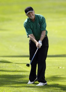Rocky Thompson during the first round of the JELD-WEN Tradition at The Reserve Vineyards & Golf Club in Aloha, Oregon on Thursday, August 24, 2006.Photo by Steve Levin/WireImage.com