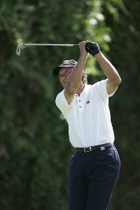 Isao Aoki in action during the first round of the 2006 Turtle Bay Championship - Turtle Bay Resort, Kahuku, Oahu, HawaiiPhoto by: Chris Condon/PGA TOUR