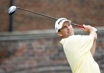 Kevin Sutherland during the third round of the Canadian Open held at Hamilton Golf and Country Club in Ancaster, Ontario, Canada, on September 9, 2006.Photo by: Stan Badz/PGA TOUR