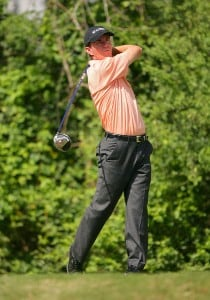 Skip Kendall on the 15th hole during the first round of the Chitimacha Louisiana Open at Le Triomphe Country Club in Broussard, Louisiana on March 22, 2007. Nationwide Tour - 2007 Chitimacha Louisiana Open - First RoundPhoto by Mike Ehrmann/WireImage.com
