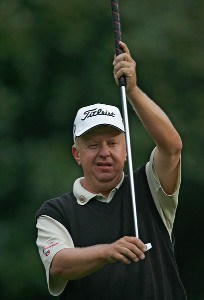 Billy Mayfair during the third round of the 2006 Masters at the Augusta National Golf Club in Augusta, Georgia on April 8, 2006.Photo by Sam Greenwood/WireImage.com