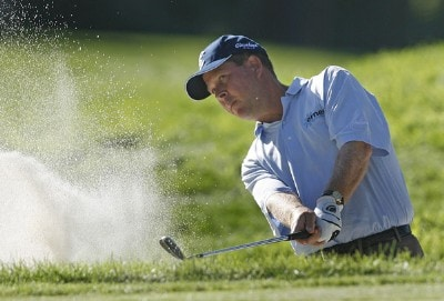 Glen Day in action during the first round of the 2006 Xerox Classic at the Irondequoit Country Club in Rochester, New York, Friday, August 11, 2006