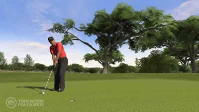 EA Sports Tiger Woods PGA TOUR 12: San Antonio 11