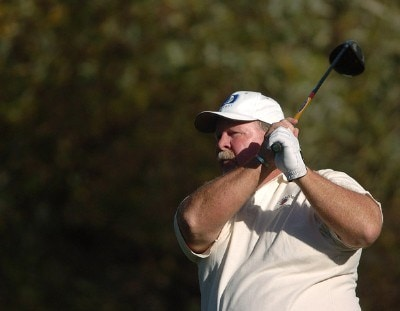 Craig Stadler in action during the second tound of the 2006 Charles Schwab Cup Championship at the Sonoma Golf Club in Sonoma, California on October 27, 2006. Champions Tour - 2006 Charles Schwab Cup Championship - Second RoundPhoto by Steve Grayson/WireImage.com