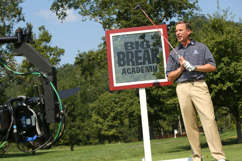 Big Break Academy Greenbrier, Michael Breed