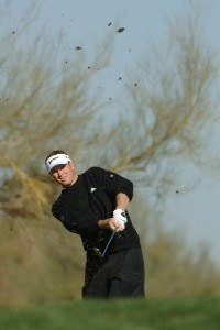 Tim Petrovic during the third round of the 2007 FBR Open held at the TPC Scottsdale, Scottsdale, Arizona on February 3, 2007. PGA TOUR - 2007 FBR Open - Third Round - February 3, 2007Photo by Marc Feldman/WireImage.com