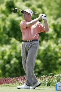 Ken Duke competes in the fourth and final round BMW Charity Pro-Am at The Cliffs held on The Cliffs Valley course in Greenville, South Carolina, on April 30, 2006.Photo by: Stan Badz/PGA TOUR