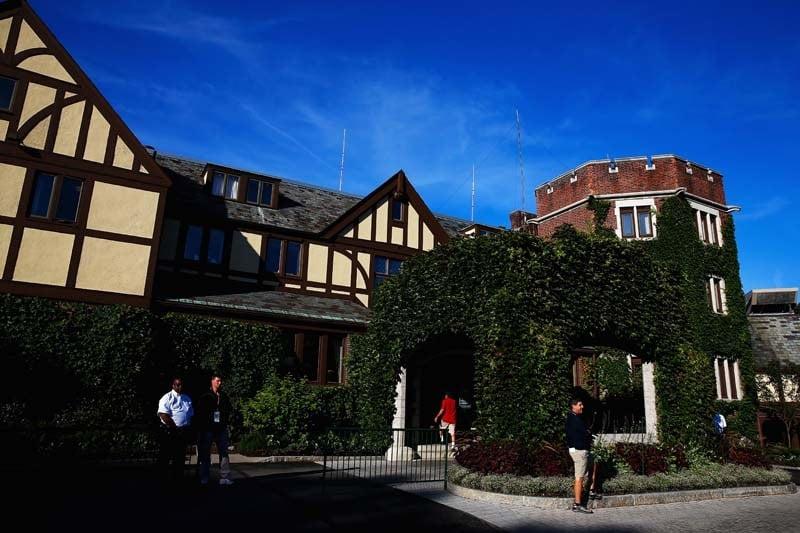 Oak Hill Clubhouse