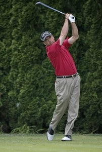 Olin Browne during the second round of the Travelers Championship held at TPC River Highlands in Cromwell, Connecticut, on June 22, 2007. Photo by: Chris Condon/PGA TOURPhoto by: Chris Condon/PGA TOUR