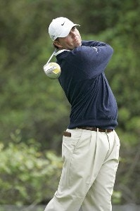 Bo Van Pelt during the second round ofTHE PLAYERS Championship held at the TPC Stadium Course in Ponte Vedra Beach, Florida on March 24, 2006.Photo by Stan Badz/PGA TOUR/WireImage.com
