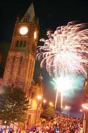 Hallowe'en Festival, Derry City, Londonderry