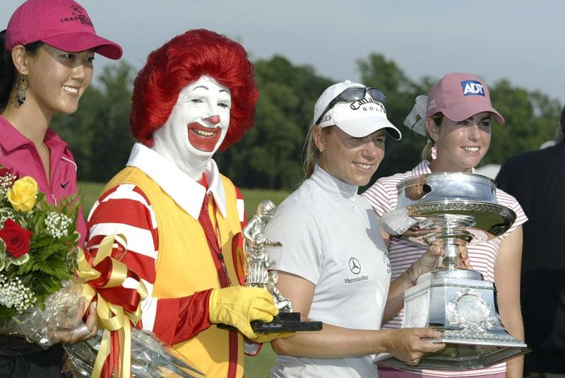 Annika Sorenstam, 2005 McDonald's LPGA Championship