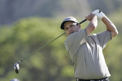 Omar Uresti during the second round of the Livermore Valley Wine Country Championship held at The Course at Wente Vineyards in Livermore, California, on March 23, 2007. Photo by: Stan Badz/PGA TOURPhoto by: Stan Badz/PGA TOUR