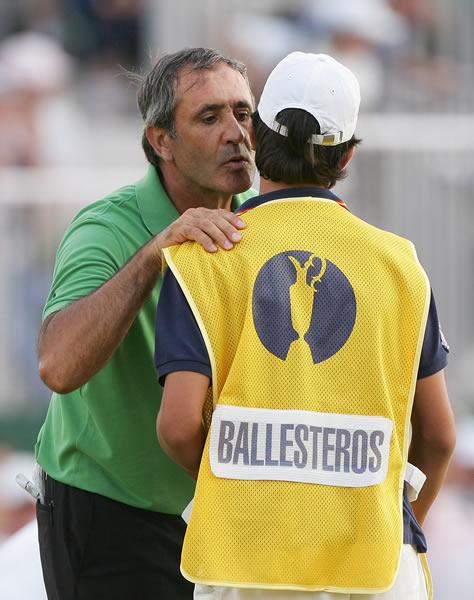 Seve Ballesteros