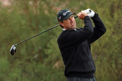 Steve Jones during the first round of the FBR Open on Thursday, February 1, 2007 in Scottsdale, Arizona PGA TOUR - 2007 FBR Open - First RoundPhoto by Marc Feldman/WireImage.com