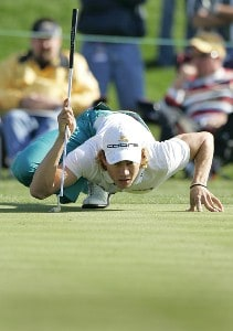 Camilo Villegas during the second round of the FBR Open held at TPC Scottsdale in Scottsdale, Arizona, on February 2, 2007.  Photo by: Stan Badz/PGA TOURPhoto by: Stan Badz/PGA TOUR