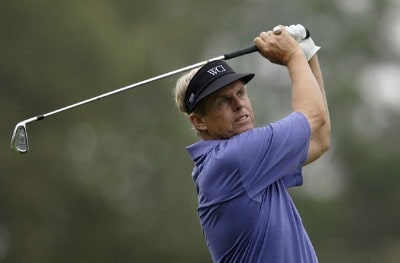Wayne Levi during the first round of the FedEx Kinko's Classic held at The Hills Country Club in Austin, TX, on April 28, 2006.Photo by Steve Levin/WireImage.com