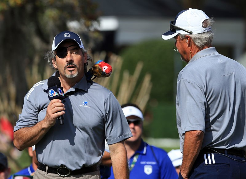 David Feherty and Gary McCord