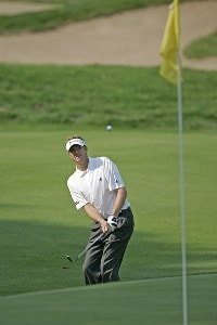 Tim Petrovic during the second round of the Buick Championship held at TPC River Highlands in Cromwell, Connecticut, on June 30, 2006.Photo by: Chris Condon/PGA TOUR