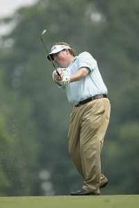 Tim Herron during the first round of the Memorial Tournament Presented by Morgan Stanley held at Muirfield Village Golf Club in Dublin, Ohio, on May 31, 2007. Photo by: Chris Condon/PGA TOURPhoto by: Chris Condon/PGA TOUR