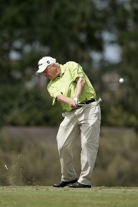Billy Mayfair in action during the fourth and final round of The Honda Classic held on the Sunshine Course at Country Club at Mirasol in Palm Beach Gardens, Florida, on March 12, 2006.Photo by: Stan Badz/PGA TOUR