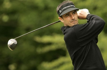 Jean Van De Velde during the first round of the 2005 Aa St Omer Open at the Aa St Omer Golf Club. June 16, 2005Photo by Pete Fontaine/WireImage.com