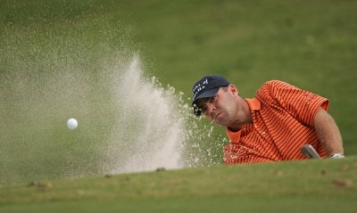 Ryan Armour during the first round of the Nationwide Tour Championship held at The Hustonian Golf and Country Club on Thursday, November 9, 2006. Nationwide Tour - 2006 Championship at The Houstonian - First RoundPhoto by Sam Greenwood/WireImage.com