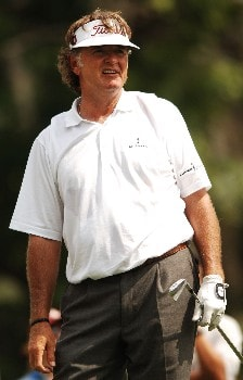 Tommy Armour III hits from the third tee during the second round of the 2005 Shell Houston Open, at the Redstone Golf Club in Houston, Texas April 22, 2005.Photo by Steve Grayson/WireImage.com