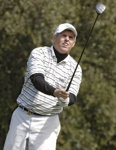 Wayne Levi in action during the second round of the 2006 AT&T Classic on Saturday, March 11, 2006 at  Valencia Country Club in Valencia, CaliforniaPhoto by Marc Feldman/WireImage.com