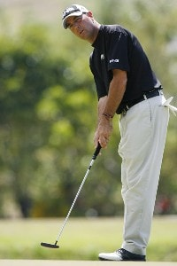Patrick Sheehan during the third round of the Movistar Panama Championship held at Club de Golf de Panama in Panama City, Republica De Panama, on January 27, 2007. Photo by: Stan Badz/PGA TOURPhoto by: Stan Badz/PGA TOUR