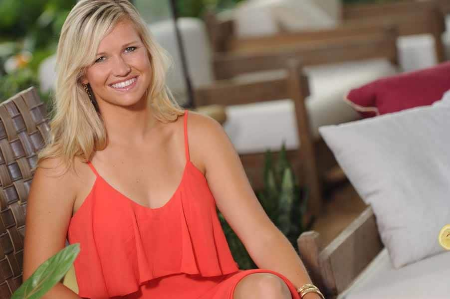 Emily Talley From Big Break NFL Puerto Rico
