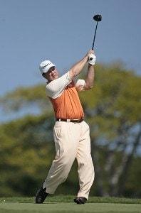 Tom Purtzer during the first round of the 2007 MasterCard Championship at Hualalai held at Hualalai Golf Club in Ka'upulehu-Kona, Hawaii, on January 19, 2007. Photo by: Chris Condon/PGA TOURPhoto by: Chris Condon/PGA TOUR