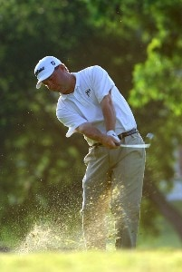 Brian Bateman during second round of the Bank of America Colonial held at the Colonial Country Club on Tuesday, May 19, 2006 in Ft. Worth, TexasPhoto by Marc Feldman/WireImage.com