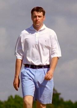 Natural Golf Makeover - Kevin Odberg
