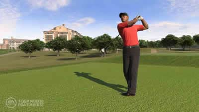 EA Sports Tiger Woods PGA TOUR 12: San Antonio 10