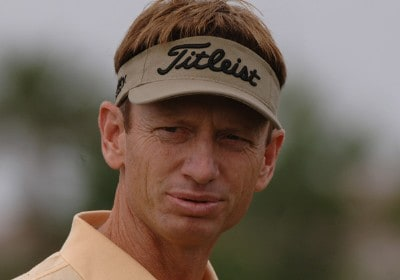 Brad Faxon  during a Pro Am at the 2006 Honda Classic March 6 at the Country Club at Mirasol in Palm Beach Gardens, Florida.Photo by Al Messerschmidt/WireImage.com