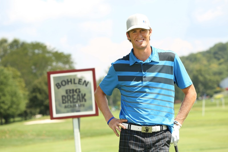 Big Break Academy Greenbrier, Derek Bohlen