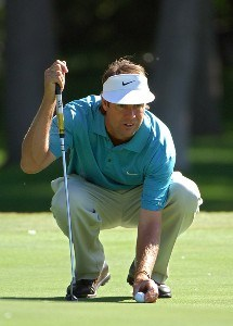 Paul Azinger during first round of the Bank of America Colonial held at the Colonial Country Club on Monday, May 18, 2006 in Ft. Worth, TexasPhoto by Marc Feldman/WireImage.com