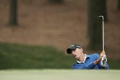 Charles Howell III during the second round of the 2007 Wachovia Championship held at Quail Hollow Country Club in Charlotte, North Carolina on May 4, 2007. PGA TOUR - 2007 Wachovia Championship - Second RoundPhoto by Sam Greenwood/WireImage.com